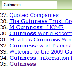 guinness Twitter SEO Benefits & Application
