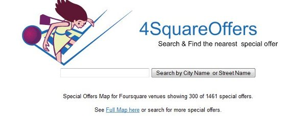 4squareoffers Foursquare for Business Marketing & Local Search Domination