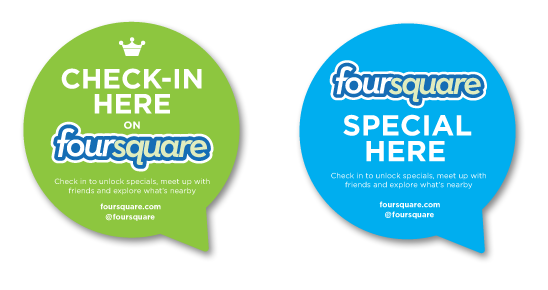 foursquare stickers Foursquare for Business Marketing & Local Search Domination