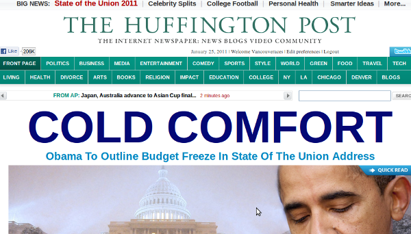huffingtonpost Screenshot1 3 Places To Launch Your Link Bait