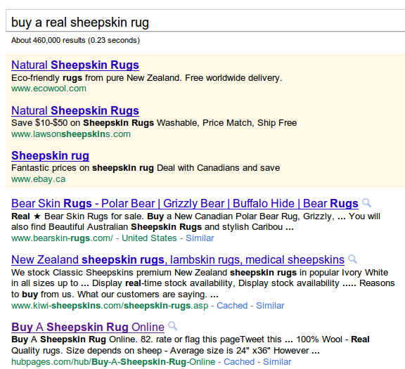 buy1 Google vs Bing Round 2: Product Search