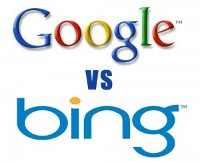 google vs bing Google vs Bing Round 2: Product Search