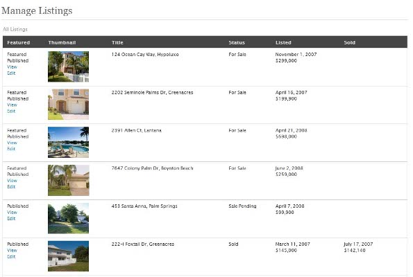 great real estate Real Estate Plugins For Wordpress Roundup