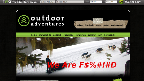 outdoor adventures whistler dog killers1 Outdoor Adventures Whistler & Howling Dog Tours: Reputation Management Nightmare