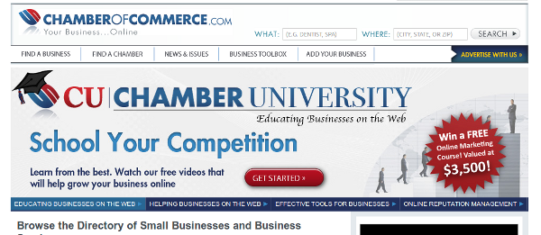 chamberofcommerce ChamberofCommerce.com Needs Your Listing!