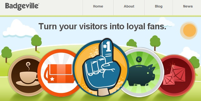badgeville Badgeville social rewards platform   a.k.a. Farmville with benefits