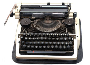 typewriter Content Creation Services