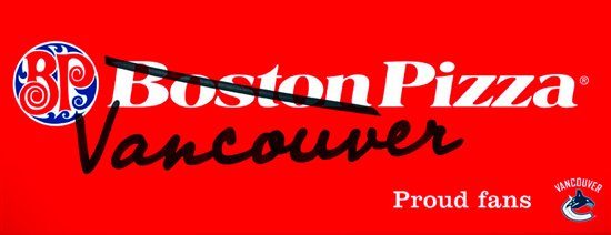 boston vancouver pizza logo Boston Pizza Changes Name To Vancouver Pizza