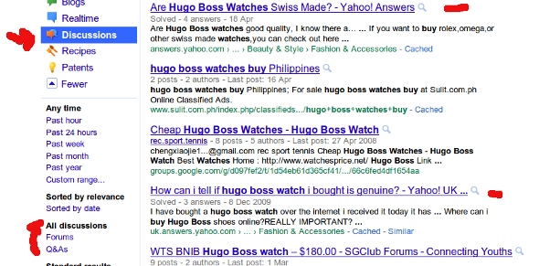 buy hugo boss watch Ecommerce Link Building Strategies & Tactics