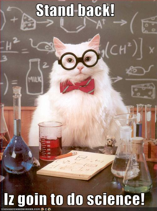 cat scientist Friskies iPad cat games: developed by cats, tested on humans?