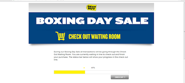 besybuy checkout waiting room Best Buy Online Checkout Waiting Room? Whaaaa