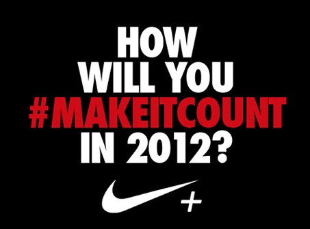 MakeItCount Nike Continues Branding Dominance with #MakeItCount and @NikeFuel