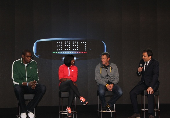 Nike FuelBand Release Nike Continues Branding Dominance with #MakeItCount and @NikeFuel
