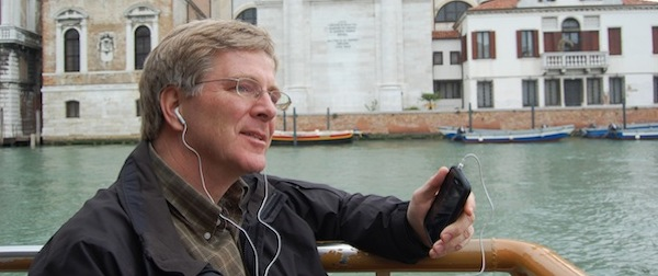 Rick Steves and How To Correctly Build a Brand