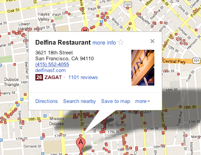 google plus map Building Social Media Profiles For Fun & Profit