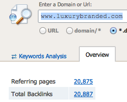 luxurybranded link numbers Stop Building Links And Start Attracting Them