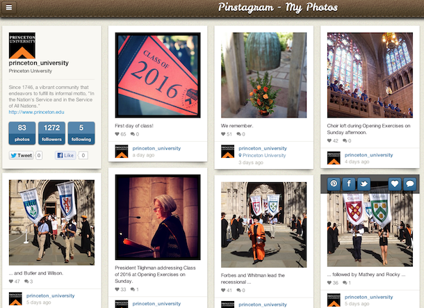 pinstagram Building Social Media Profiles For Fun & Profit