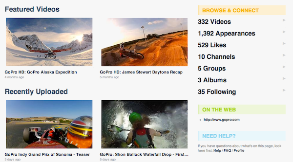 vimeo Building Social Media Profiles For Fun & Profit