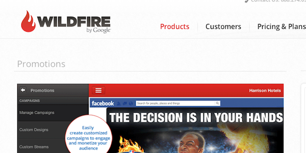 wildfire Building Social Media Profiles For Fun & Profit