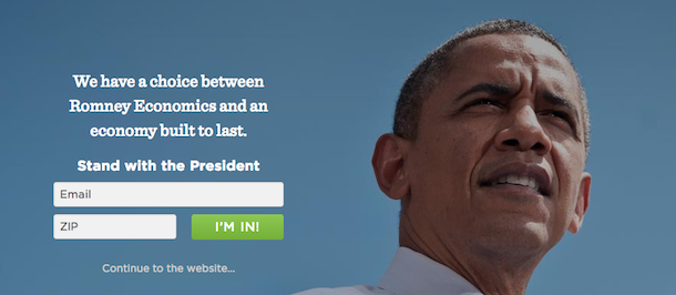 barackobama.com  Stop Building Links And Start Attracting Them
