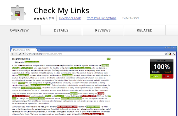 check my links chrome Stop Building Links And Start Attracting Them