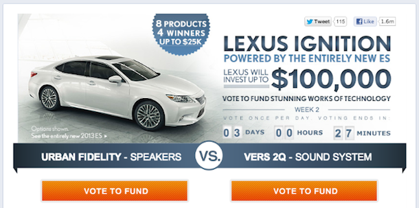 lexus facebook contest Stop Building Links And Start Attracting Them
