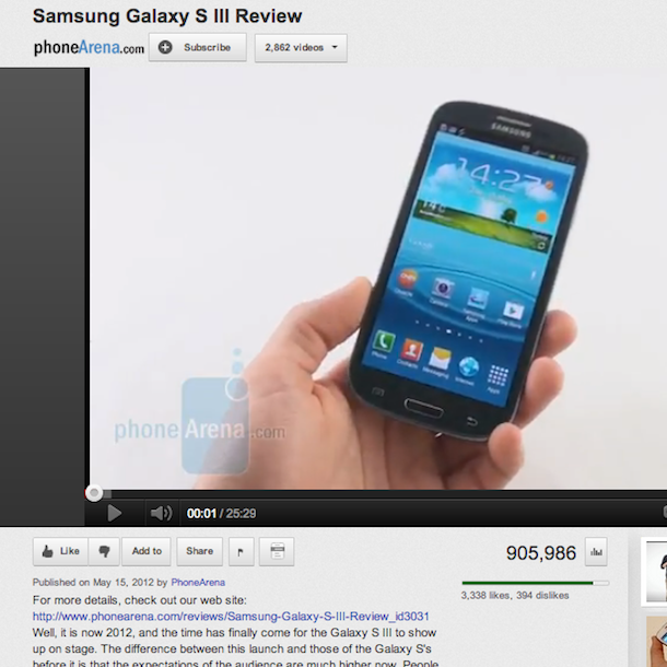 samsung galaxy siii review Linking For More Powerful Social Media Profiles